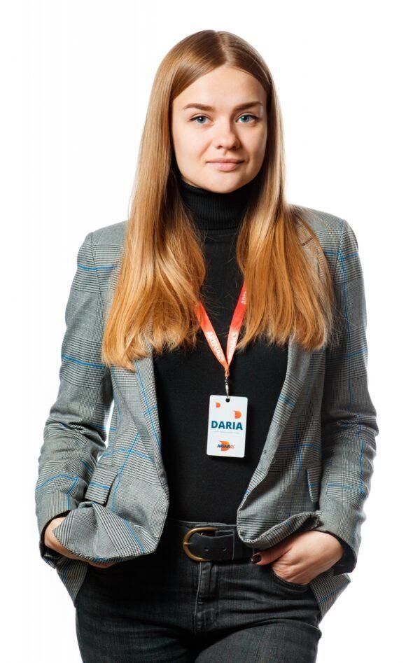 Daria Dovgan