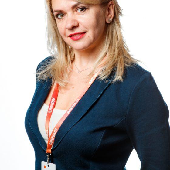 Snizhana Sydorchuk
