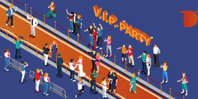20 идей для VIP мероприятия