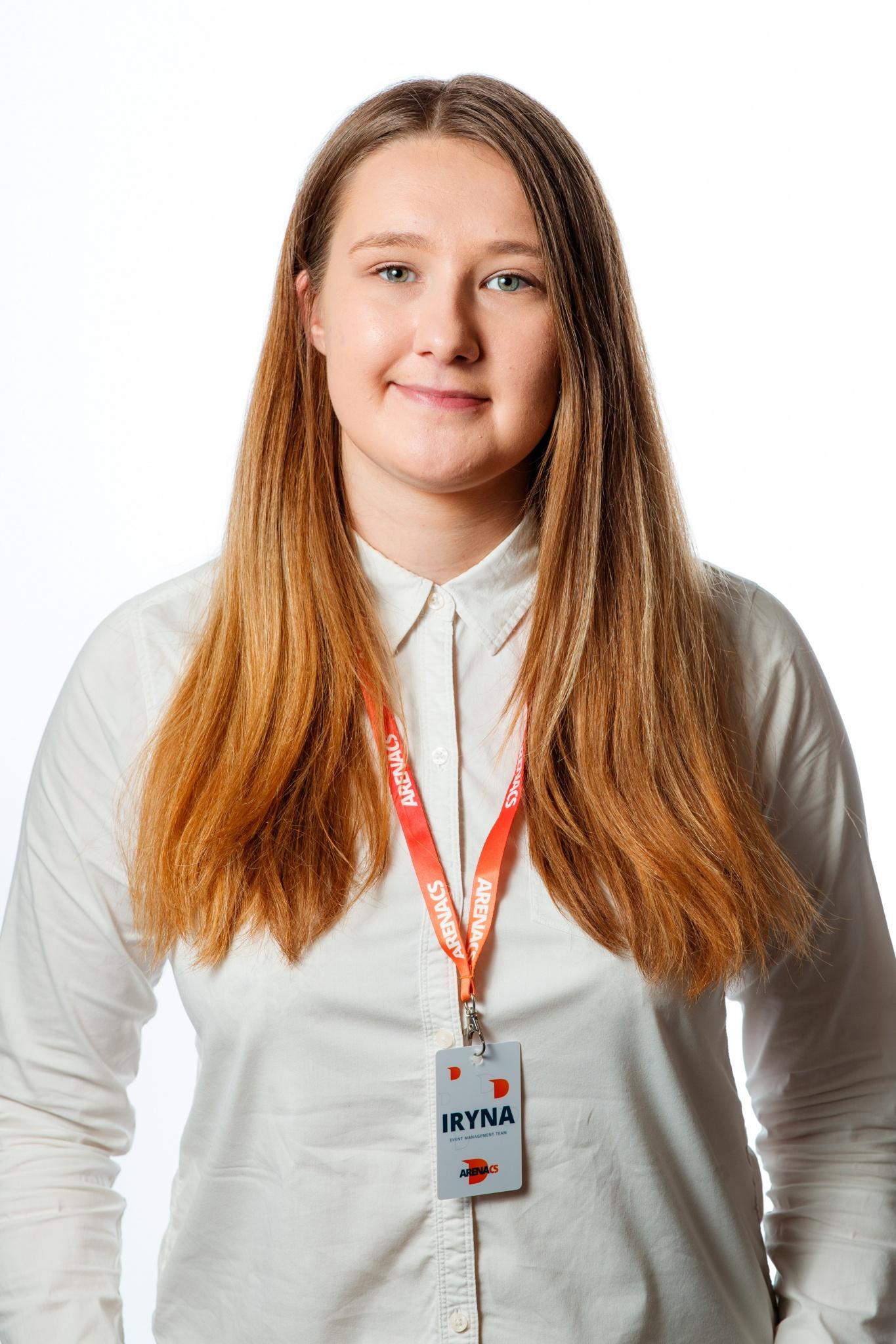 Iryna Tsomka