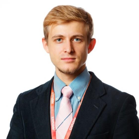 Maksym Stryzhevskyi
