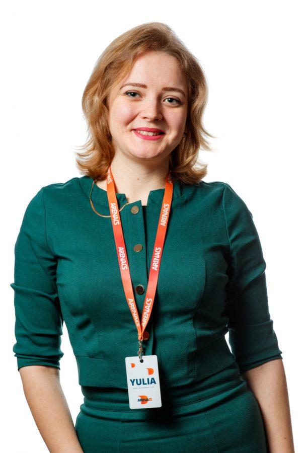 Yuliia Zaporozhchenko