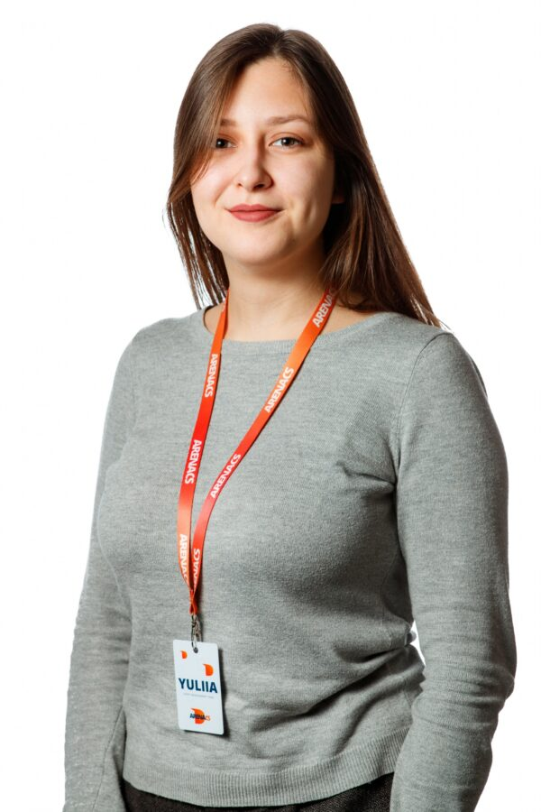 Yuliia Konovalova