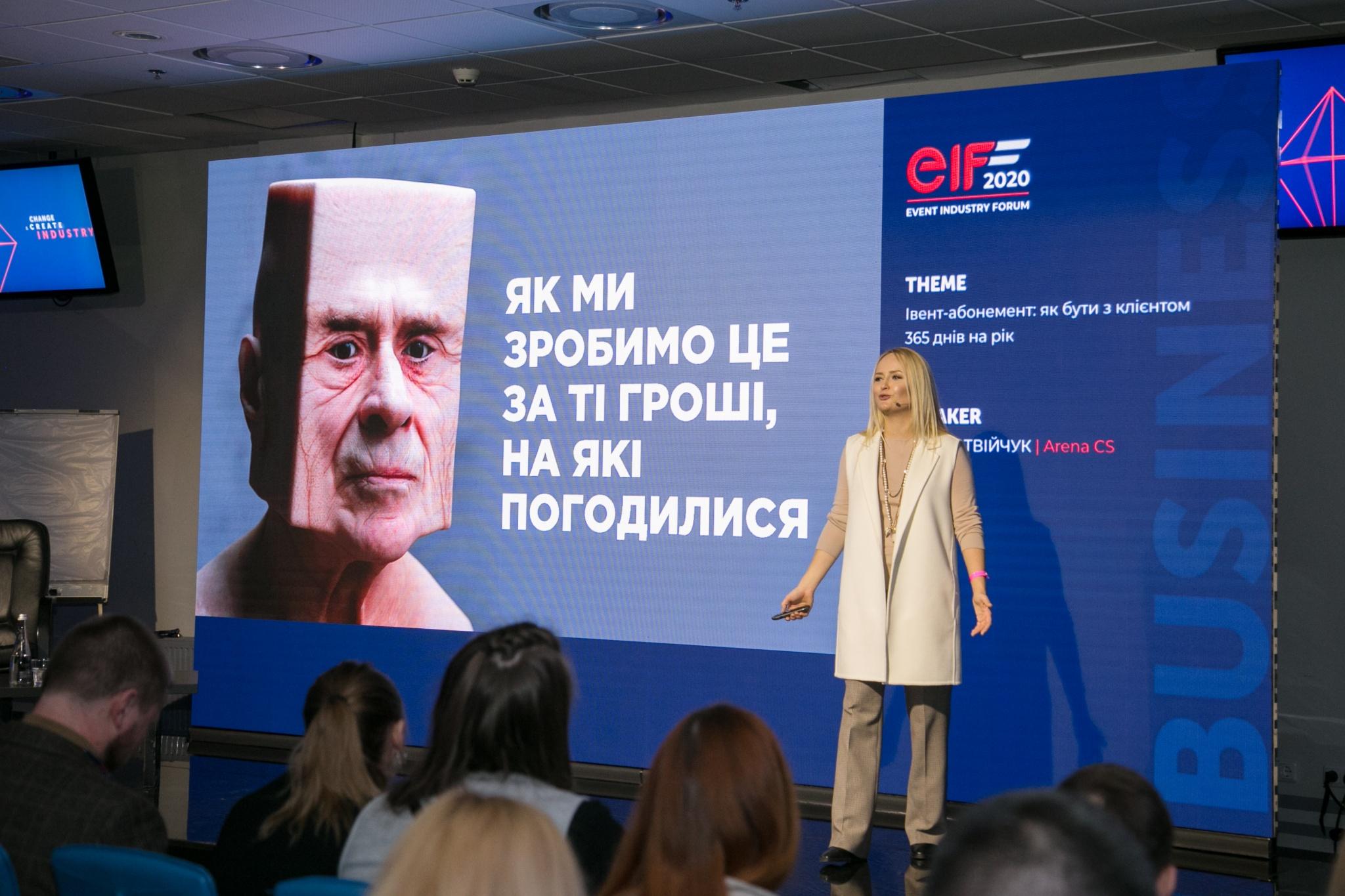 Яна Матвийчук на EIF-2020: часть третья. Как завоевать лояльность клиента?