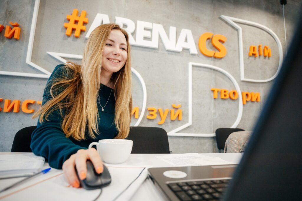 Great Event School by ARENA CS